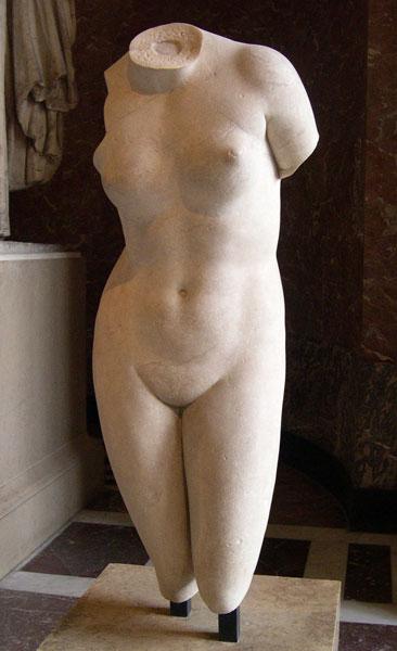 L'Aphrodite de Cnide